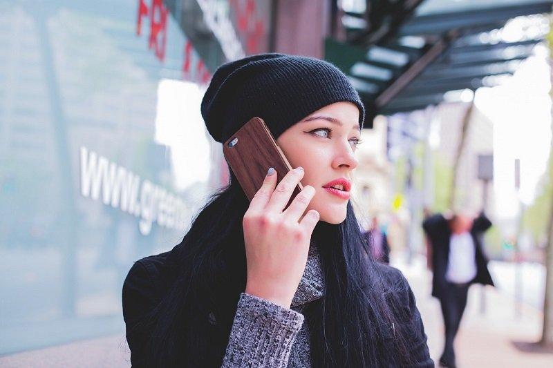 Zamawianie przejazdu przez telefon