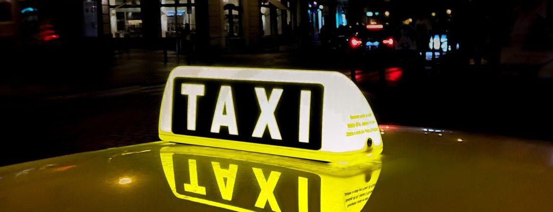 Strefy taxi w Krakowie